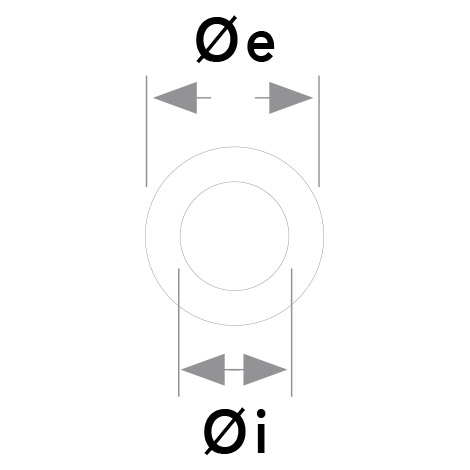 RINGS FOR REDUCING HOLES