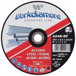 ACC DA SBAVO - Dischi abrasivi, dischi abrasivi da sbavo - Workdiamond