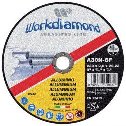 ALL - dischi abrasivi da taglio e da sbavo - Workdiamond