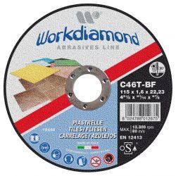 PST - dischi abrasivi da taglio e da sbavo - Workdiamond