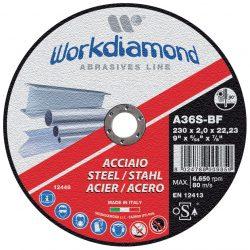 ACC DA TAGLIO - dischi abrasivi da taglio - Workdiamond