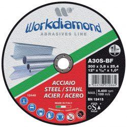 ACC DA TAGLIO 100 m/sec - dischi abrasivi da taglio - Workdiamond