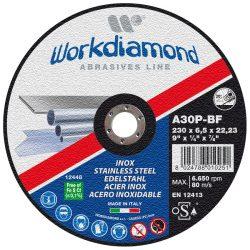 INX DA SBAVO - dischi abrasivi da taglio e da sbavo - Workdiamond